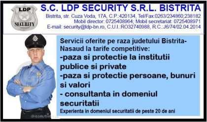 reclama ldp_security