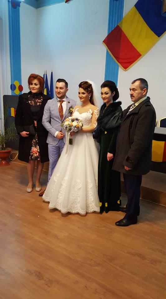 Nuntă în Folclorul Bistrițean Oana Matei și Emilian Coruți S Au